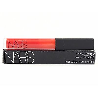 NARS LARGER THAN LIFE LIP GLOSS #1343 HOLLY WOODLAWN 6ml .19oz NEW IN BOX