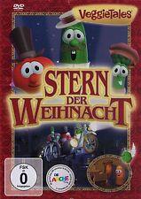 DVD NEU/OVP - VeggieTales - Stern der Weihnacht
