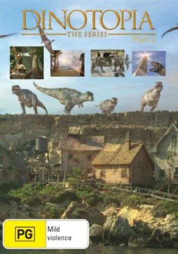 1 of 1 - Dinotopia - The Series: Part 2 (DVD, Region 4) - Brand New, Sealed