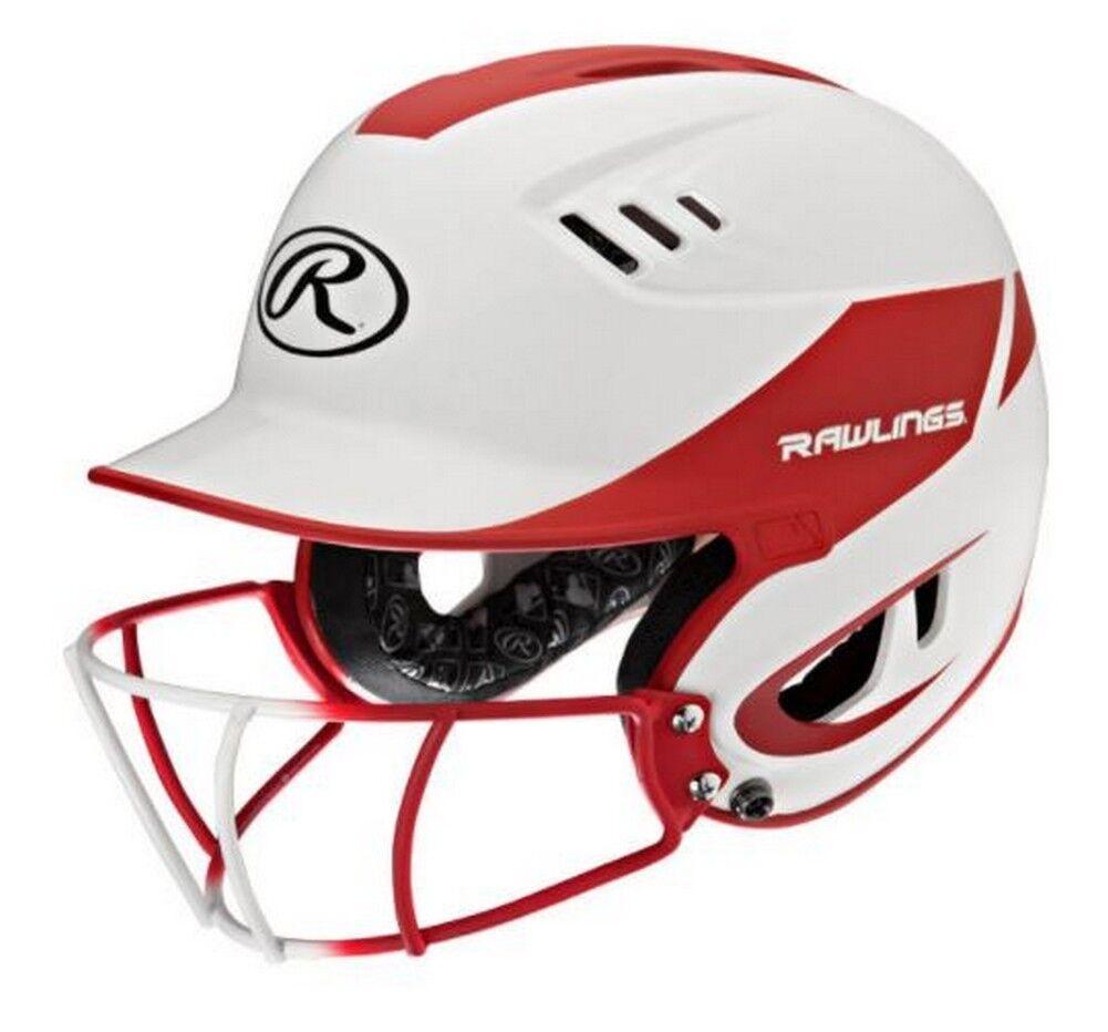 Rawlings Rawlings Rawlings damen Velo Fastpitch Softball Senior Batting Helmet w  Mask R16H2FGS d8db98