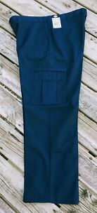 2-Pair-Dickies-Cargo-Work-Pants-Navy-42-x-32-Men-039-s-New-NWT-Work-Pants-7-Pocket