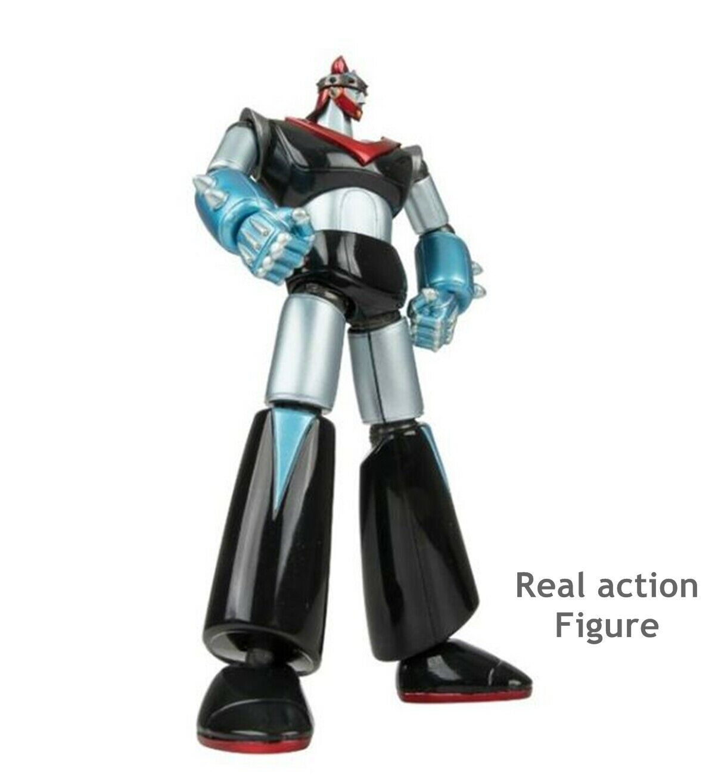 1976 robot Taekwon v Real Figura de acción Color Metálico 20cm V centro Robot