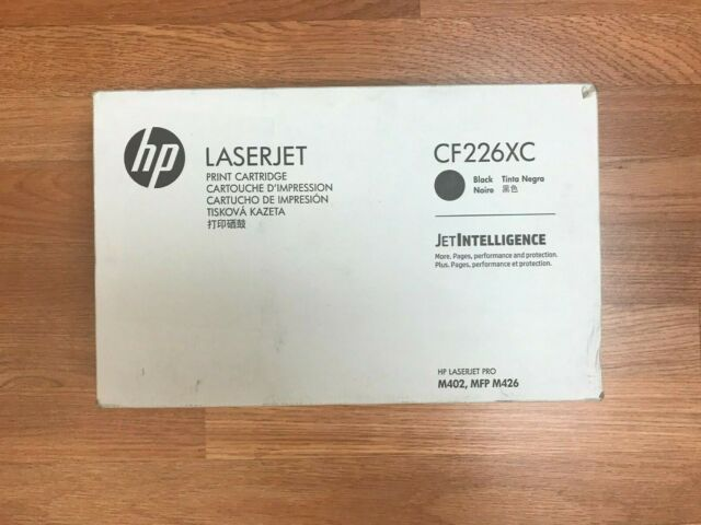 HP 26X (CF226XC) Print Cartridge For LaserJet Pro M402, MFP M426 FedEx 2day!!