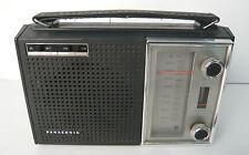 national panasonic r-1599b radio portatile am rara