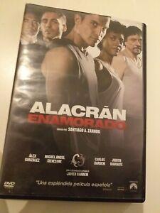 Dvd-ALACRAN-ENAMORADO-con-alex-gonzalez-mi-angel-silvestre