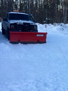 2006 F-250 plow truck, CALL OR TEXT ONLY, Excellent condition