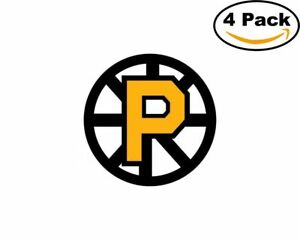 Hockey providence bruins logo 4 stickers 4x4 inches sticker ebay image is loading hockey providence bruins logo 4 stickers 4x4 inches voltagebd Image collections