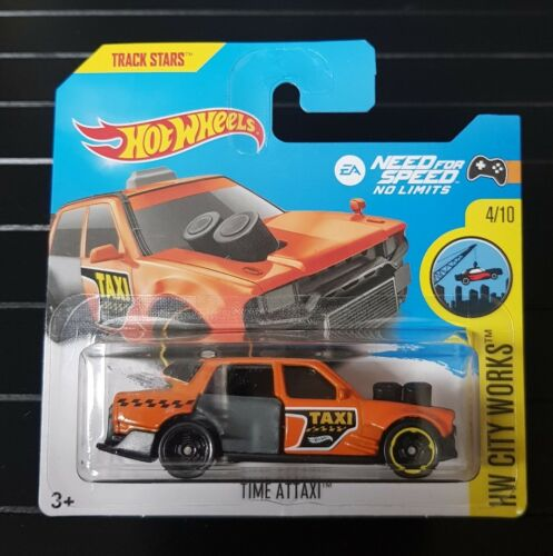 Time Taxi Haw City Works 4//10 1:64 168//365 Need fot Speed 2017