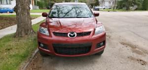 Mazda CX 7 turbo 2007