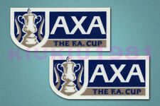 English FA Cup 99-02 Player Standard Patches Velvet Badges