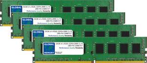 32GB-4-X-8GB-DDR4-2666MHz-PC4-21300-288-PIN-Kit-de-memoria-DIMM-para-computadoras-de-escritorio-PC
