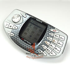 Original New Nokia N-Gage NG Tri-band Unlocked MMC Game Mobile Cell Phone Gray