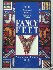 BOOK Traditional Knitting Patterns of Turkey ethnic folk socks stockings Turkish