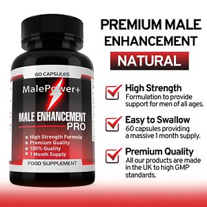 Male Power Plus Male Enhancement Pro (60 Caps) - 1 Month Supply