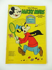 1x Comic - Micky Maus - inkl. Beilage - Jahrgang 1978 - Nr. 39)
