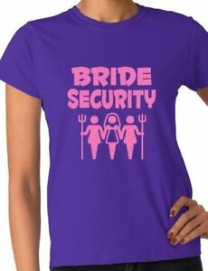 Bride Yes Hen Party Wedding Funny Ladies T-Shirt Size S-XXL