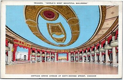 -trianon Ballroom, Cottage Grove Avenue At Sixty Second Street, Chicago Goedkope Verkoop 50%
