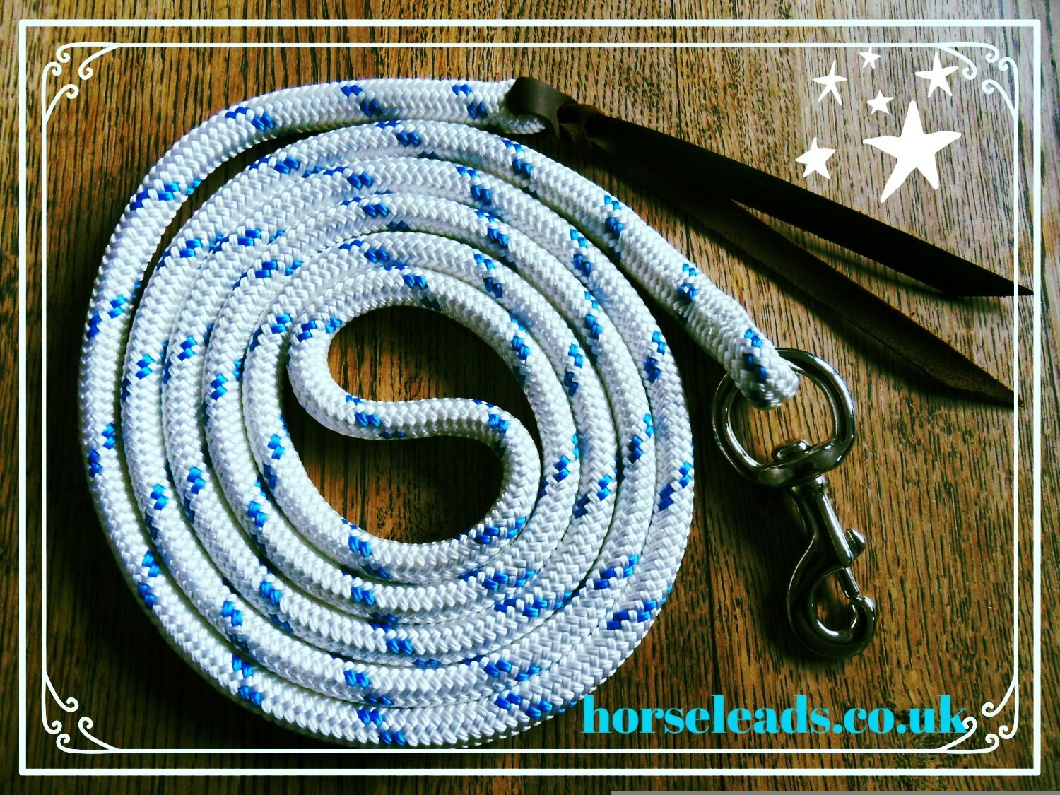 Natural Horsemanship 12ft Training Rope Lead Line Parelli Style
