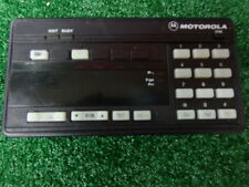 Motorola Spectra Vhf Remote Mount Radio Control Head Uhf A9 Series Hcn1073a B8