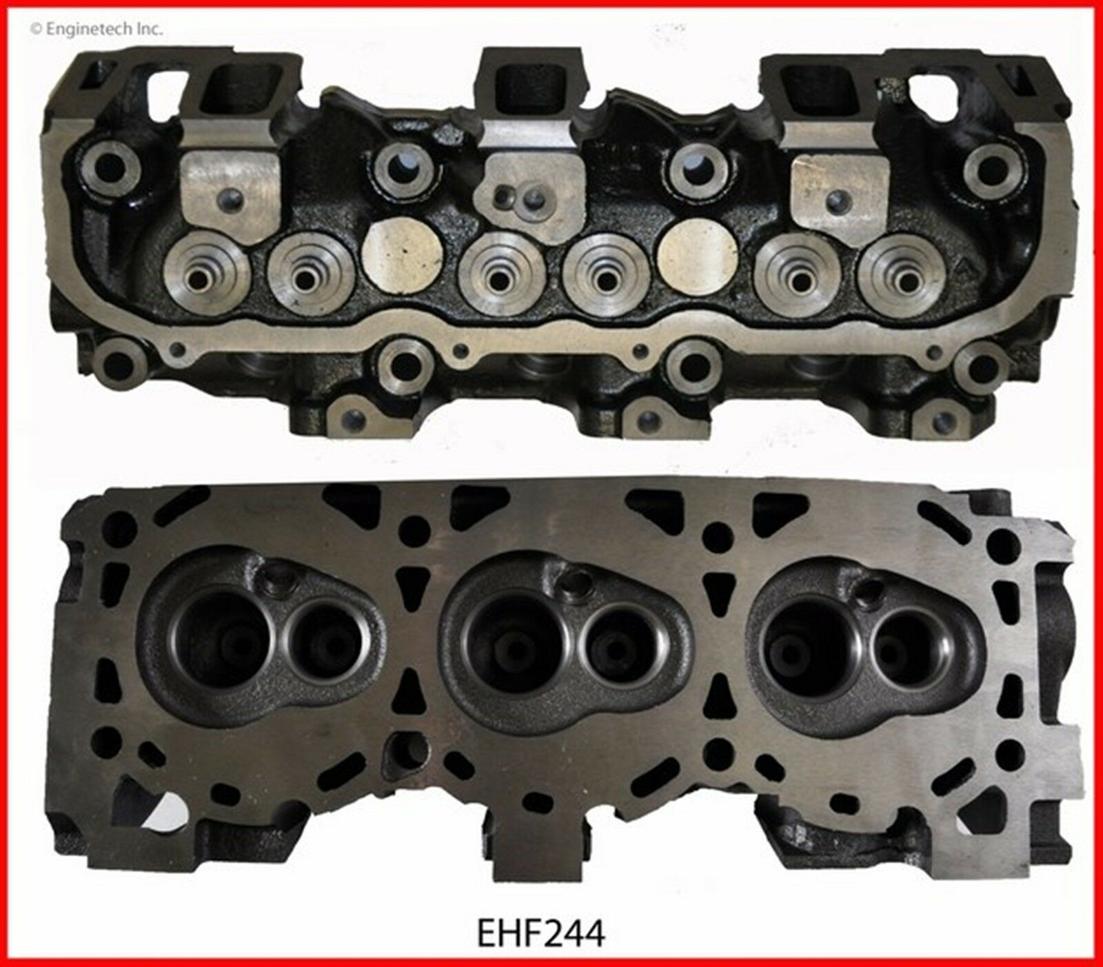 1990-94 New Fits Ford Explorer 4.0 Early Style Cylinder Head Bare