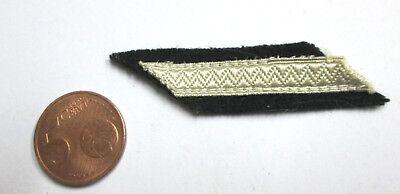 Galon de MDL Sergent sur fond kakhi pour Calot mle 1946 de tenue de campagne