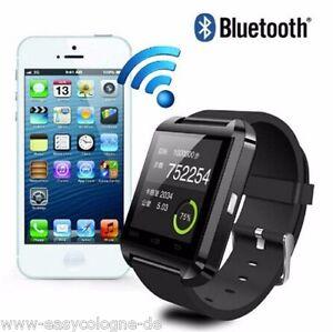 SeaKingAlpha-SmartWatch-schwarz-fuer-Android-Black-Schwarz-Bluetooth