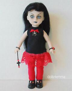 Living Dead Doll Clothes Goth Spider Dress +Leggings + more! Fashion NO DOLL d4e