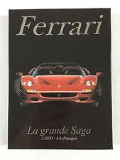 2 DVD Ferrari - La grande saga
