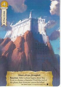 The Wall AGoT LCG 2.0 Game of Thrones Alternate Art Promo