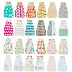 Grobag Sleeping Bag Gro Baby Child Nursery 0.5-3.5 tog 0m-10 years (All Styles)