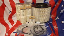 M35A2 Deuce and a Half 2.5 ton Complete filter set Air Oil Fuel