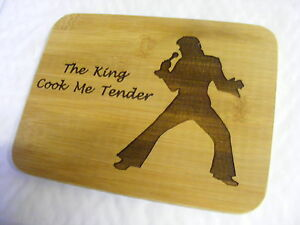 ELVIS PRESLEY KING BAMBOO CHOPPING CUTTING CHEESE BOARD BIRTHDAY VALENTINE GIFT - Bathgate, West Lothian, United Kingdom - Returns accepted Most purchases from business sellers are protected by the Consumer Contract Regulations 2013 which give you the right to cancel the purchase within 14 days after the day you receive the item. Find  - Bathgate, West Lothian, United Kingdom