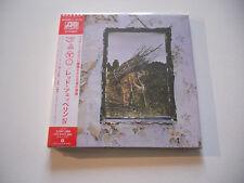 """Led Zeppelin """"IV"""" Rare japan cd Paper Sleeve"""