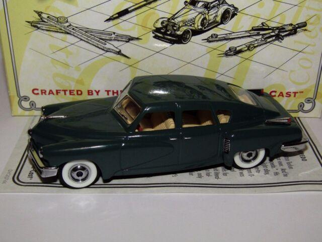 MATCHBOX DINKY 1948 TUCKER TORPEDO GREEN 1/43 DYG-07