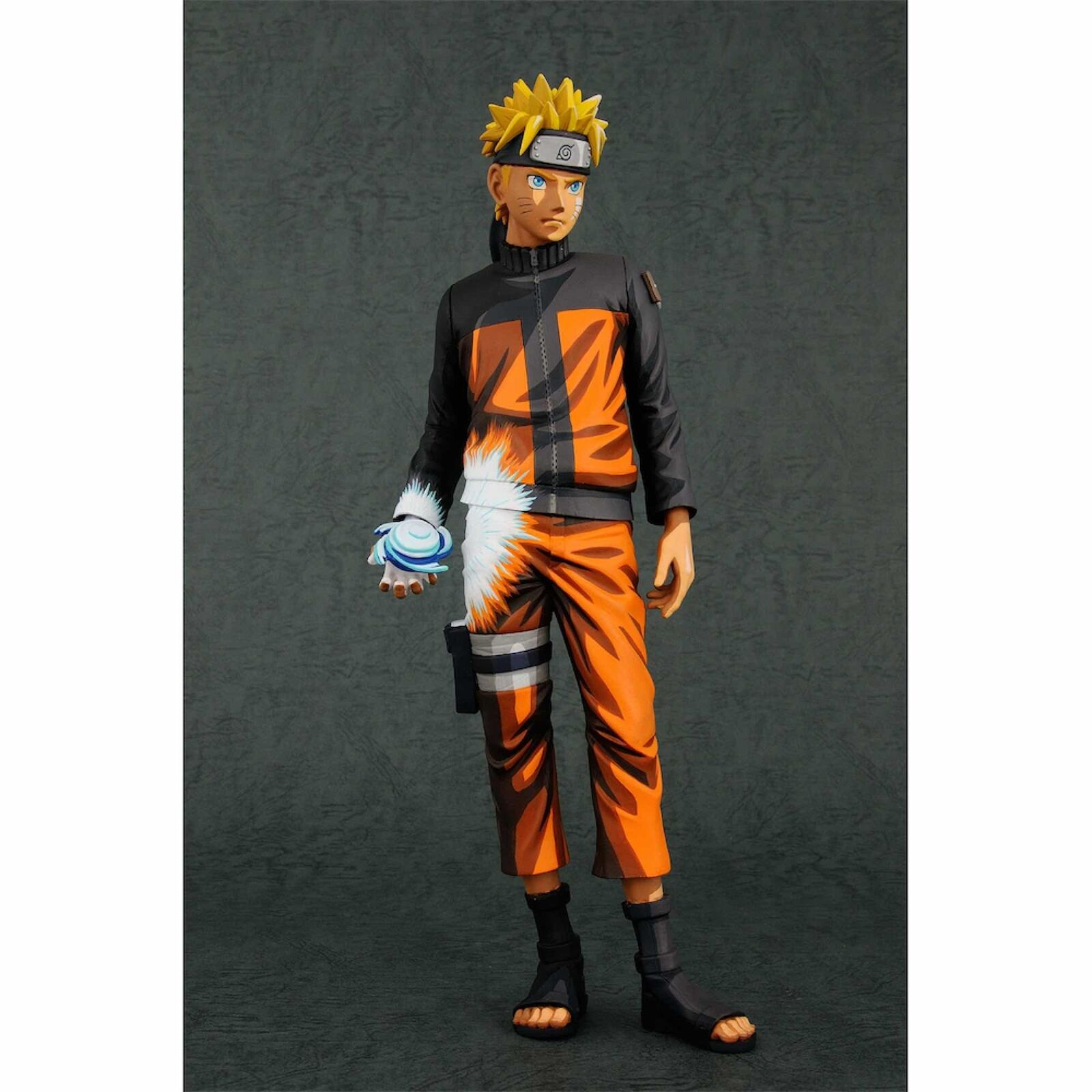 Uzumaki Naruto Figura 27 cm Naruto Shippuden Grandista Shinobi Relations Manga D