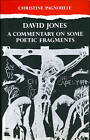 David Jones: Commentary on Some Poetic Fragments by Christine Pagnoulle (Hardback, 1987)