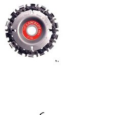 KATOOLS SAW CHAIN DISC EXCELLENT FOR RAPID WOOD REMOVAL CUTTING CARVING #41422