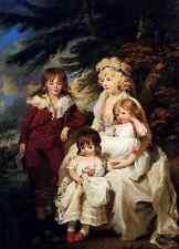 Ward James Retrato Del Hon Juliana Talbot la Sra. Michael Bryan A4 impresión