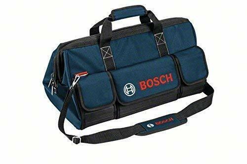 Bosch Professional Borsone per Attrezzi/Utensili, M, Blu / 1 600 A00 3BJ (u7Z)