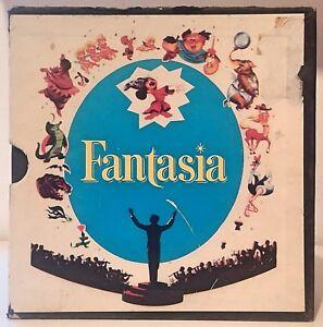 DISNEY-FANTASIA-SUPER-8mm-034-RARA-034-Versione-Senza-Censure-1960-COPIA-SU-DVD