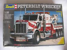 Revell 1:25 Peterbilt Wrecker Rare Model Kit 7541 Can-Do Tow Truck Like 1:24