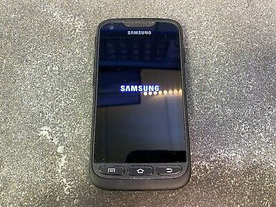 Samsung Galaxy Rugby Touch Rugged LTE- 8GB - Black Smartphone for Bell   eBay