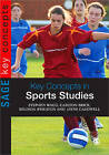 Key Concepts in Sports Studies by Belinda Wheaton, Jayne Caudwell, Dr. Carlton Brick, Stephen Wagg (Paperback, 2009)