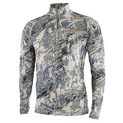 Sitka Merino  Core Light Wt Half-Zip Open Country Size 3XL -U.S. Free Shipping  save up to 50%