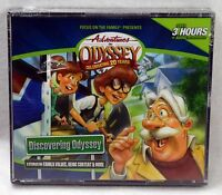 Discovering Odyssey Adventures In Odyssey Audio Cd Set Aio Focus On Family