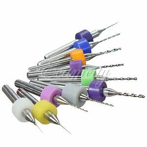 Pro-10Pcs-PCB-Print-Circuit-Board-Carbide-Micro-Drill-Bits-Tool-0-3mm-to-1-2-mm