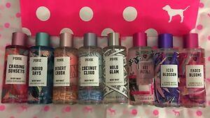 New-Look-Victoria-039-s-Secret-PINK-Body-mist-splash-8-4-fl-oz-250-ml-U-choose