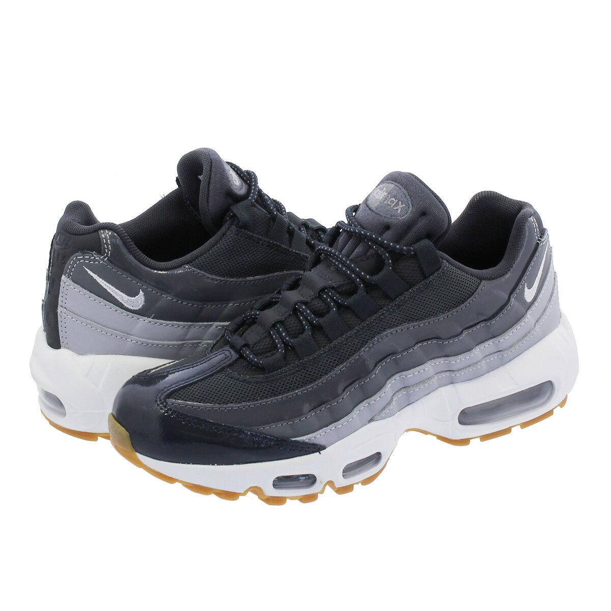 Nike Air Max Max Max 95 femmes Mens Running Anthracite 307960-012 Taille 11.5 NWT 45cd29