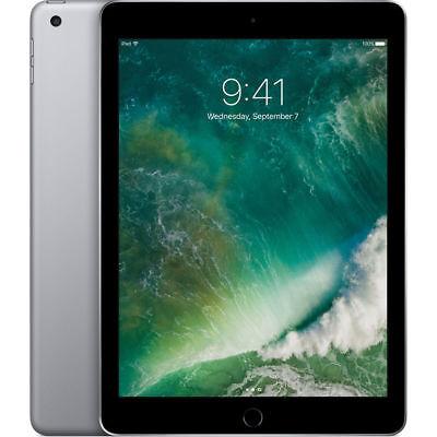 """Apple ipad 9.7"""" (2017) 128GB Wifi - Space gray"""