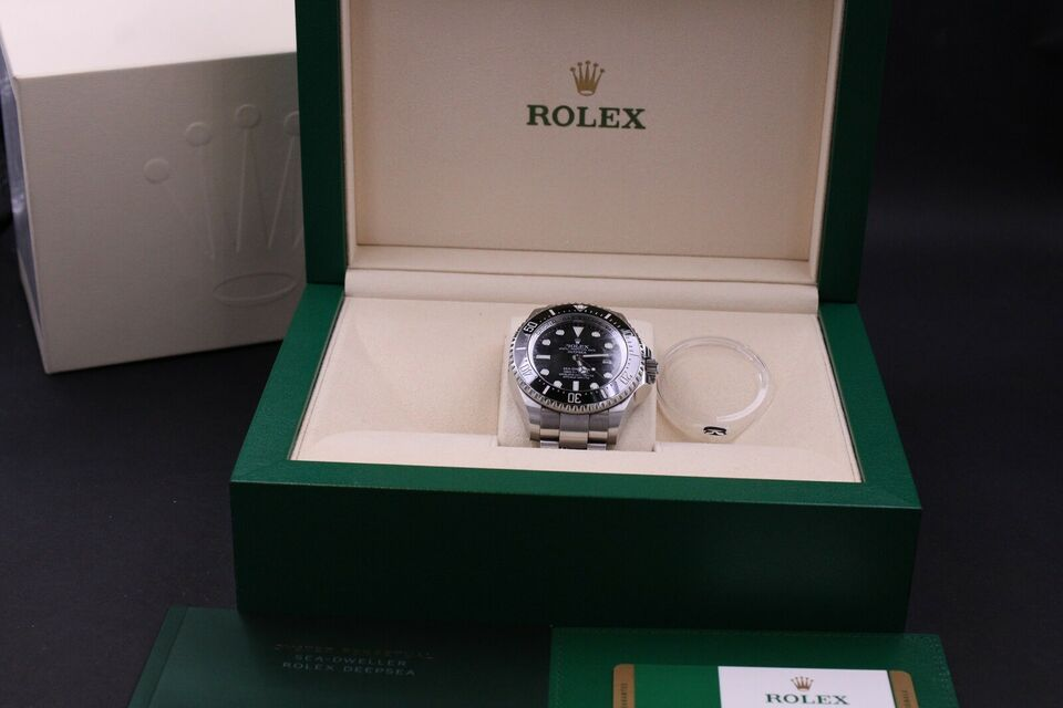 Rolex Deepsea Sea-Dweller 116660 - 2018